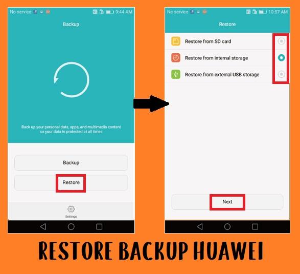Huawei Mate Firmware